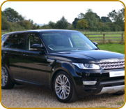 Range Rover Sport for Hire in Coventry