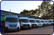 16 Seater Minibus Hire in Coventry West Midlands
